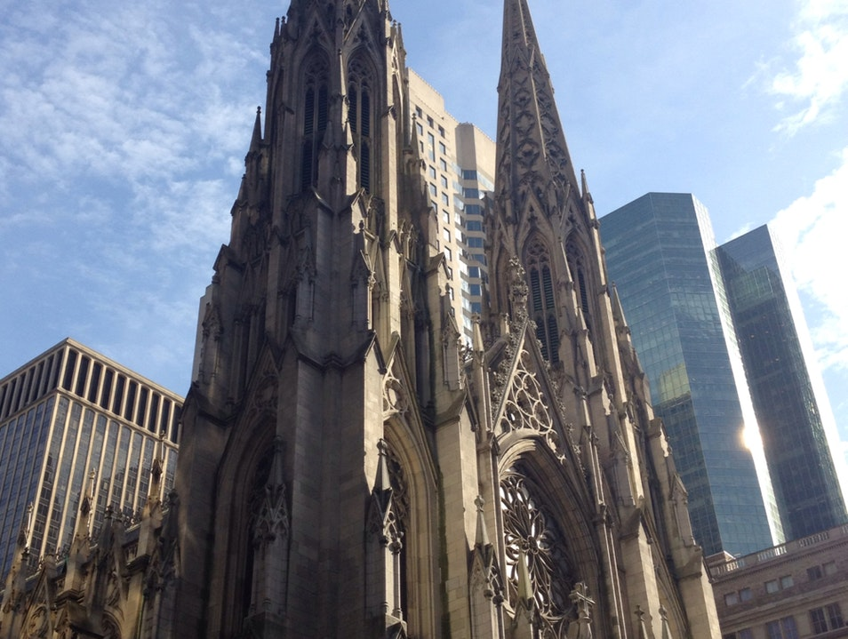 St Patricks Cathedral New York New York United States