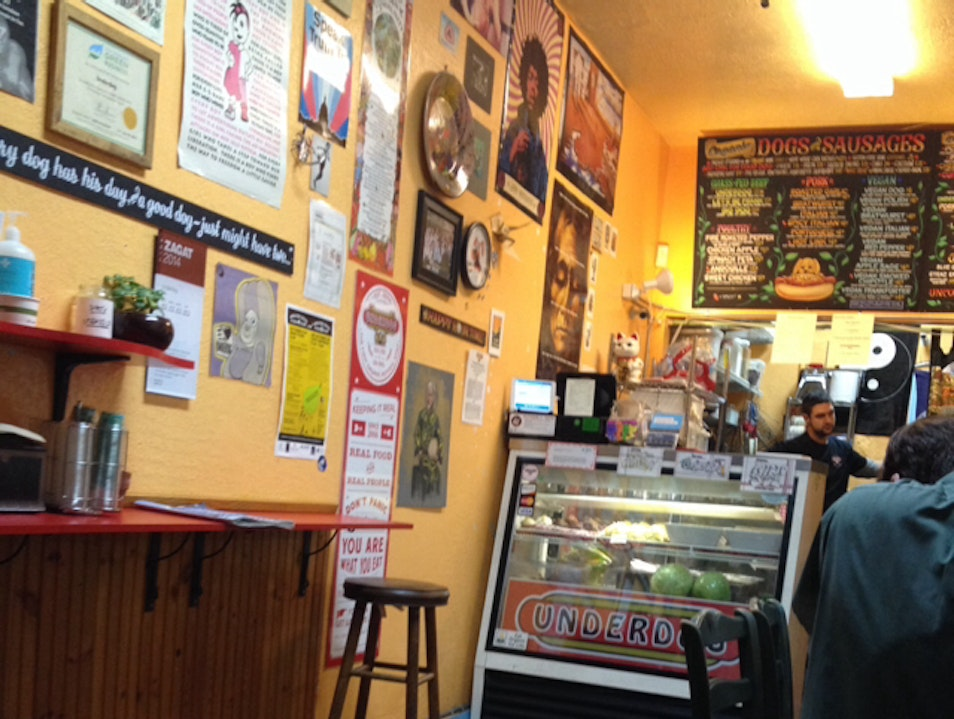 Best Place For Hotdogs In SF San Francisco California United States