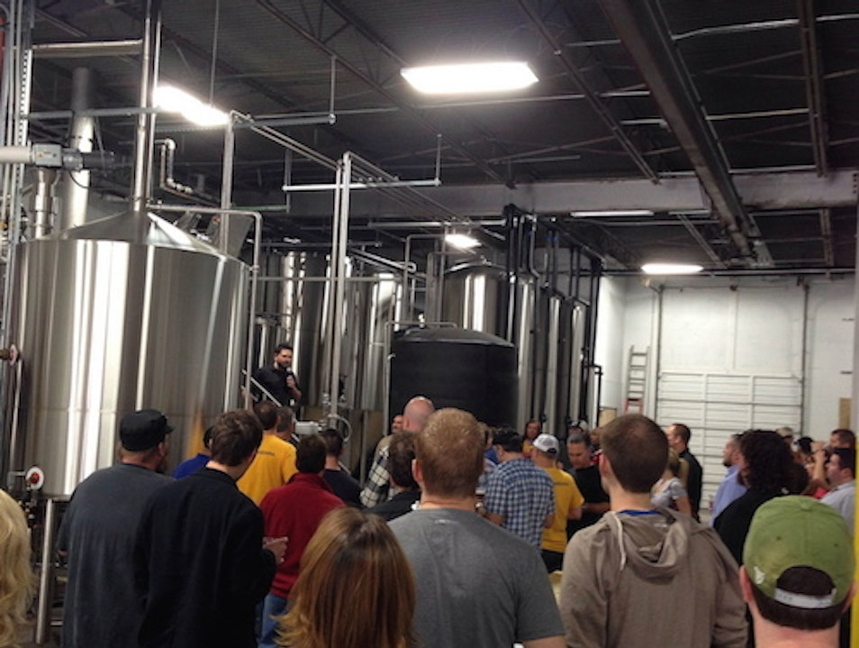 Take a Brewery Tour Farmers Branch Texas United States