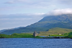 Ardvreck Castle, Scotland