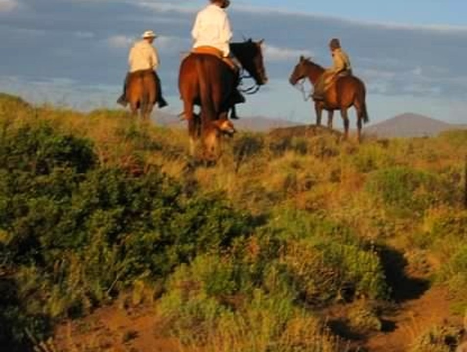 Northern Patagonia on Horseback Escalante Department  Argentina