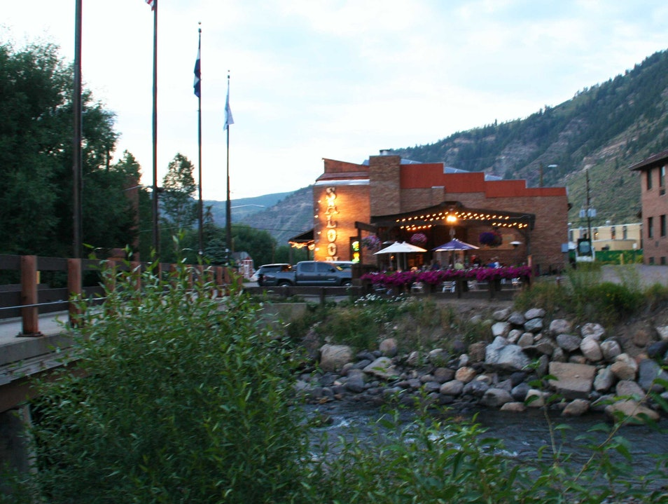 Best Margaritas Minturn Colorado United States