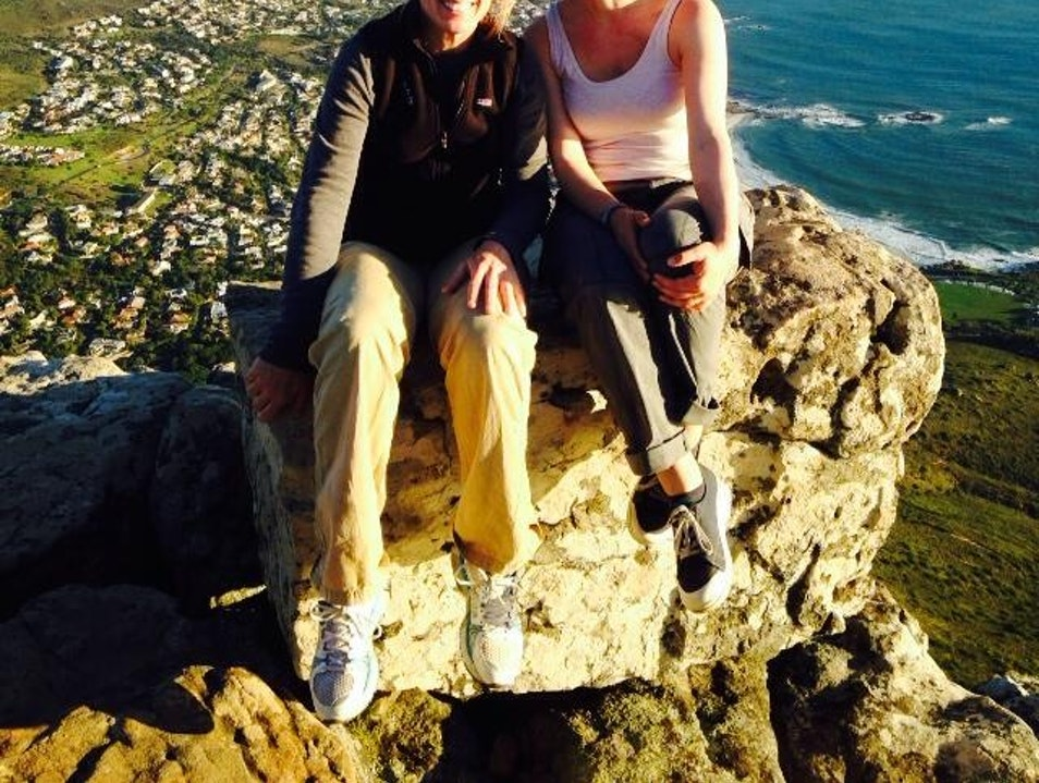 Afternoon hike! Cape Town  South Africa