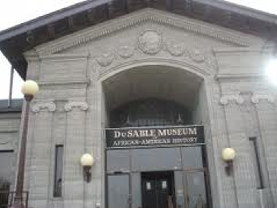 DuSable Museum of African American History! Chicago Illinois United States