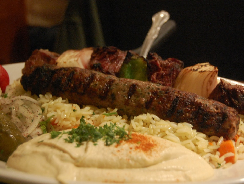 Savory Syrian and Lebanese Food Pittsburgh Pennsylvania United States