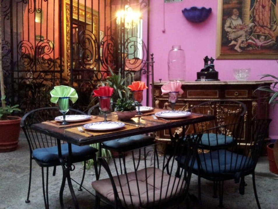 A fine dine/shopping experience in the heart of Puebla Puebla  Mexico
