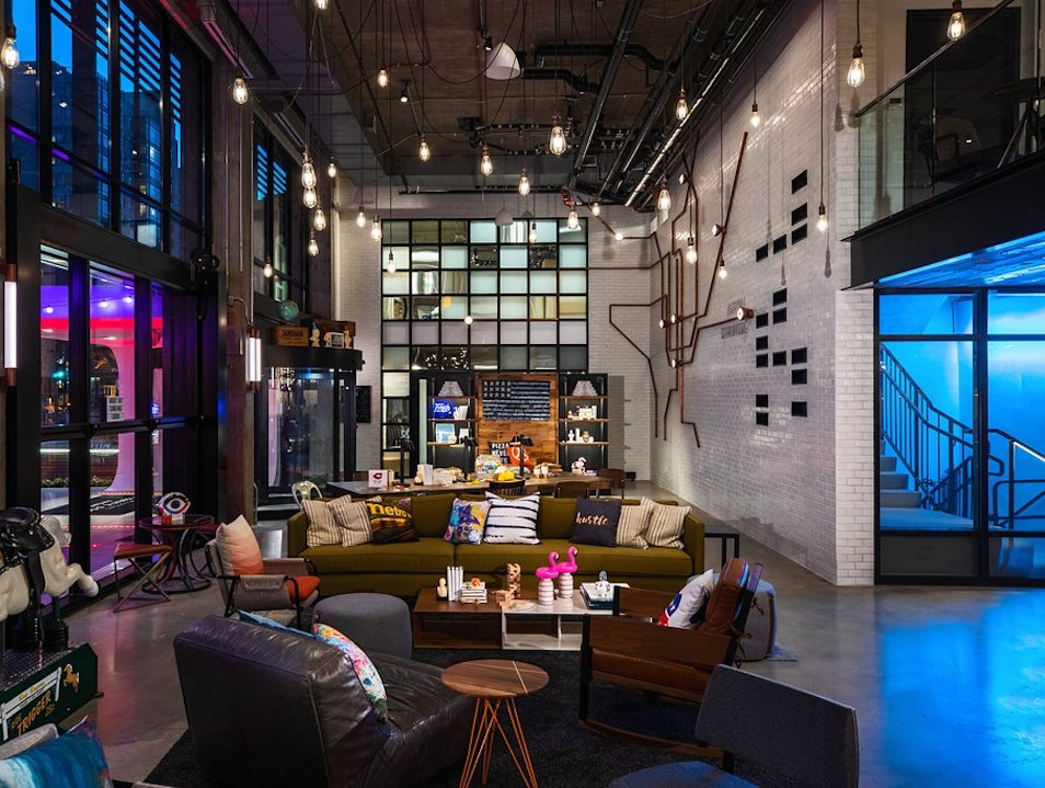 Moxy Washington, DC Downtown Washington, D.C. District of Columbia United States
