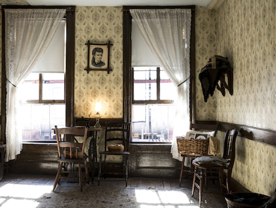 An Immersive Historical Experience at the Tenement Museum New York New York United States