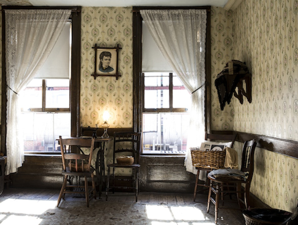 An Immersive Historical Experience at the Tenement Museum