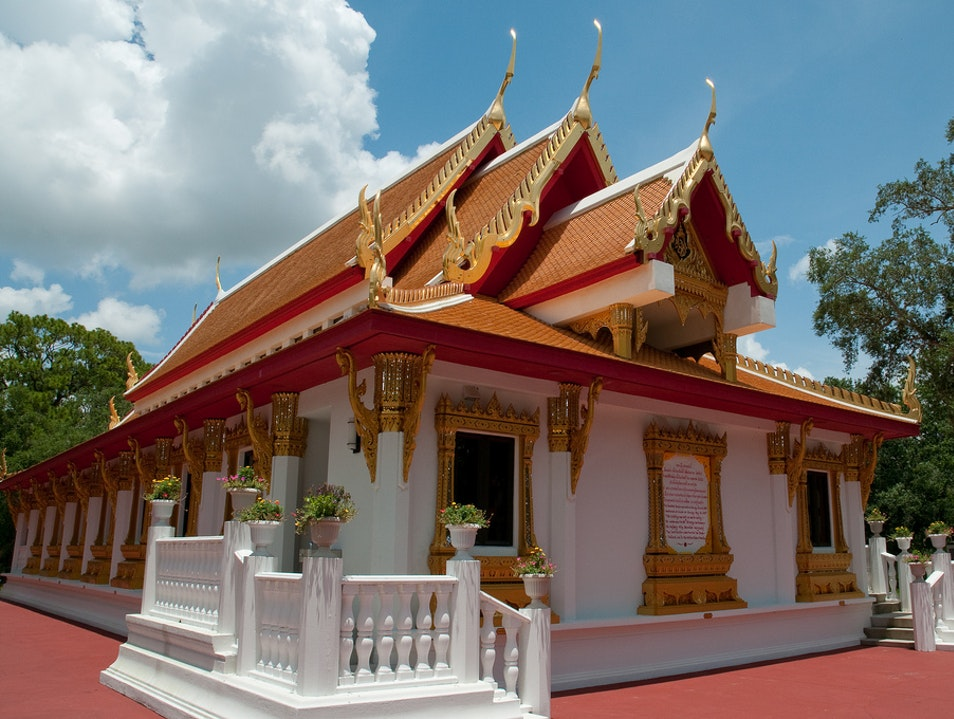Thai Culture in Tampa Tampa Florida United States