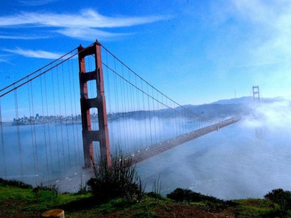 Marin Headlands Sausalito California United States