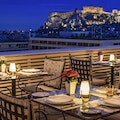Tudor Hall Restaurant at The King George Athens Athens  Greece