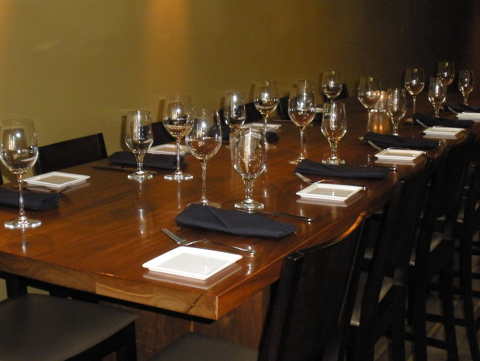 Wine and Dine at Gravity