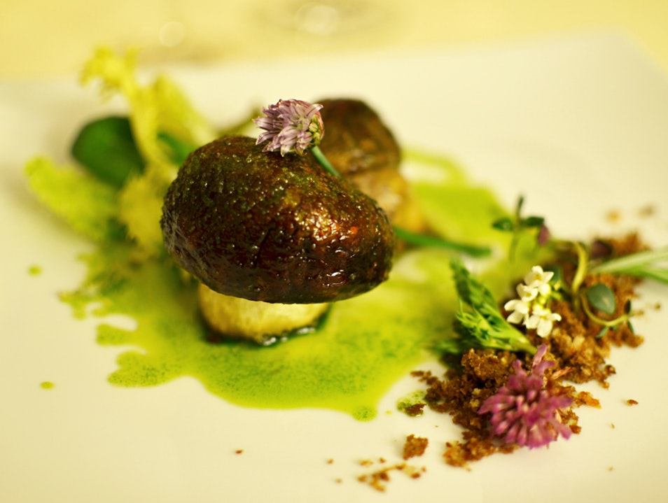 Magical Michelin Star Dining in the Italian Lakes Soriso  Italy