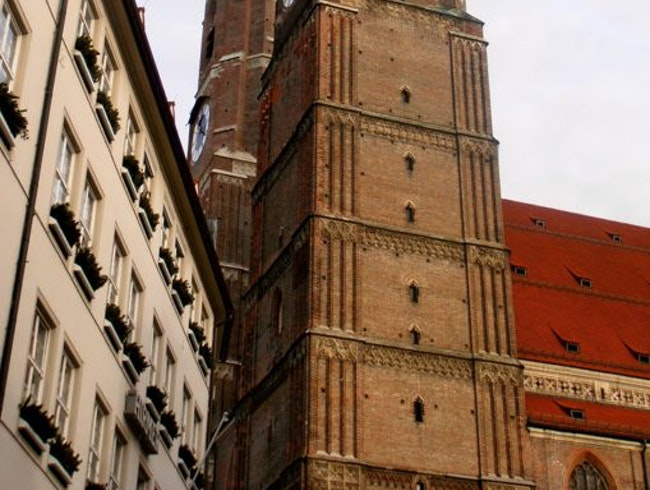 Frauenkirche:  One of Munich's Landmarks