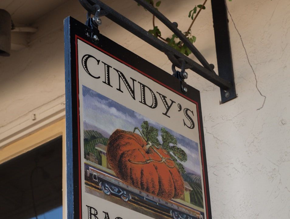 Cindy's Backstreet Kitchen: Top Chef Treat in Napa  St. Helena California United States