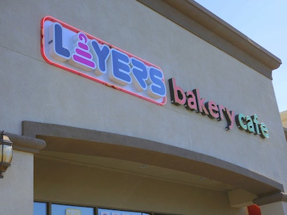 Layers Bakery Cafe Henderson Nevada United States
