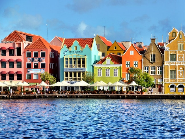 Exploring Colorful Willemstad, Curacao