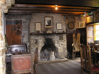 The Square and Compass Inn Worth Matravers  United Kingdom