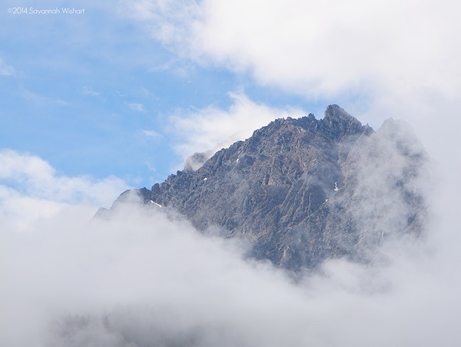 Wake Up to Mountain Mist in Scuol
