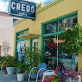 Downtown Credo Coffee Orlando Florida United States