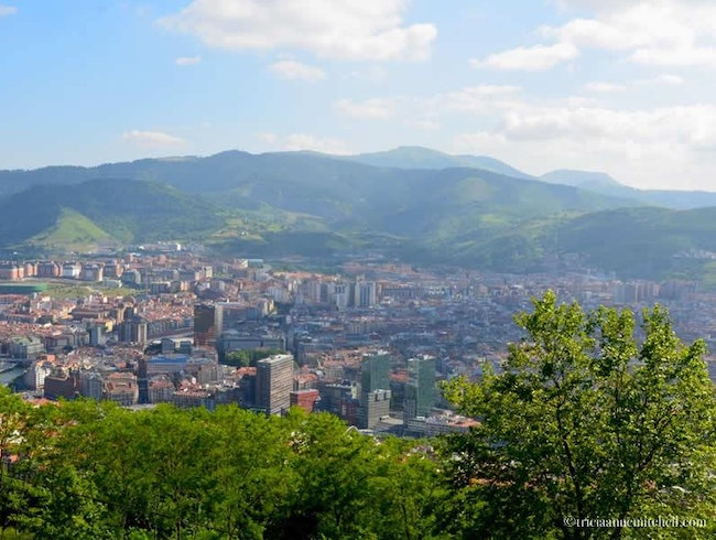 Ride the Artxanda Funicular for Bilbao's Best Views