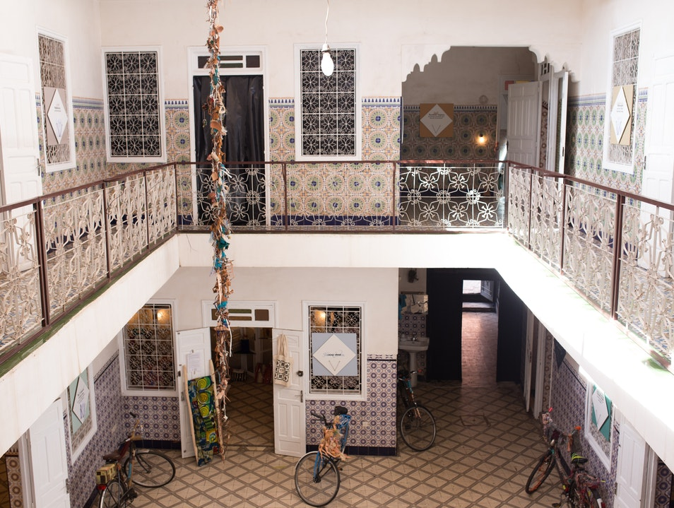 Art Collective in the Medina