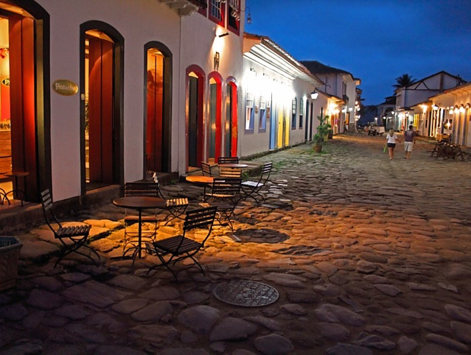 Party in Paraty