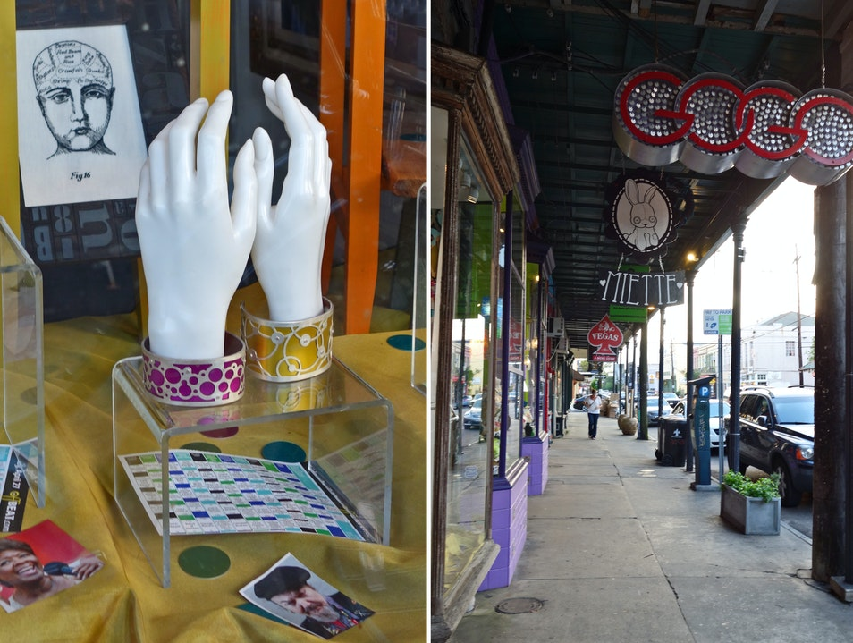 Jewelry Lovers, Go to GoGo New Orleans Louisiana United States