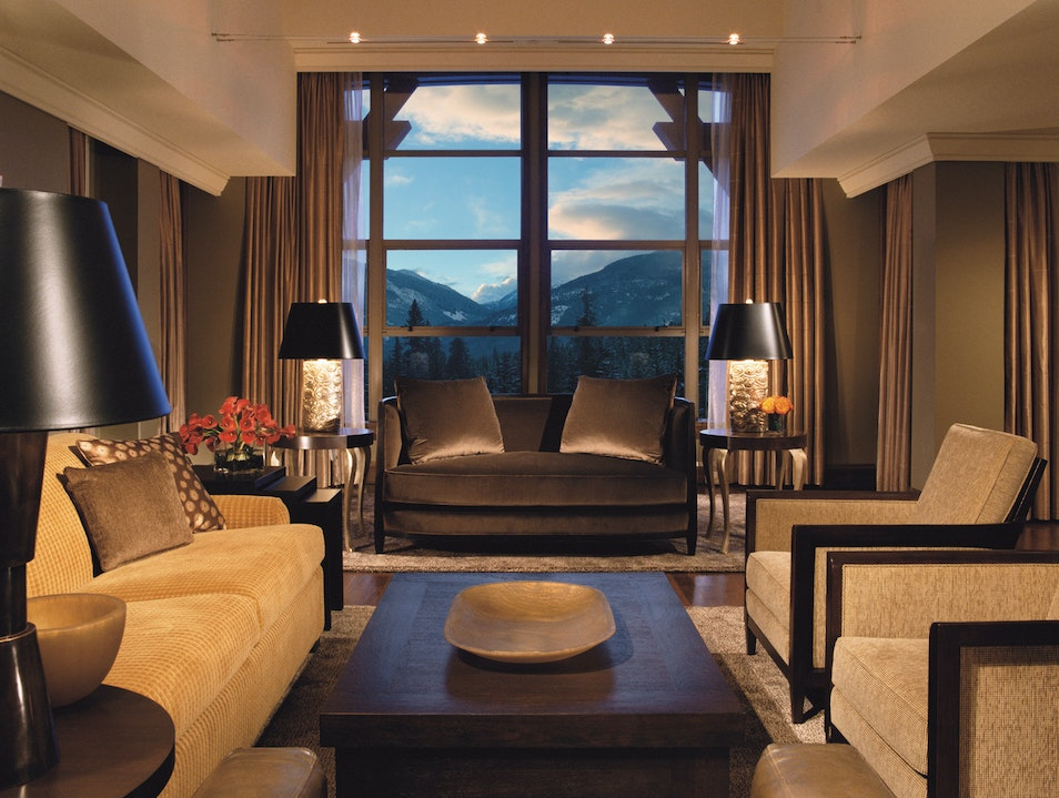 The Four Bedroom and Den Resort Residence  Whistler  Canada