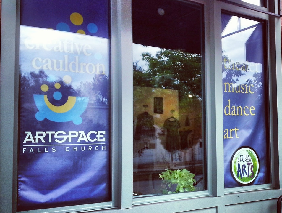 A Space for Art in Falls Church Falls Church Virginia United States