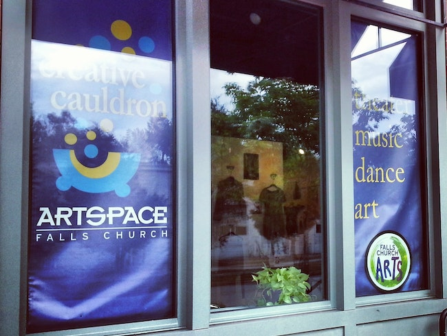 A Space for Art in Falls Church