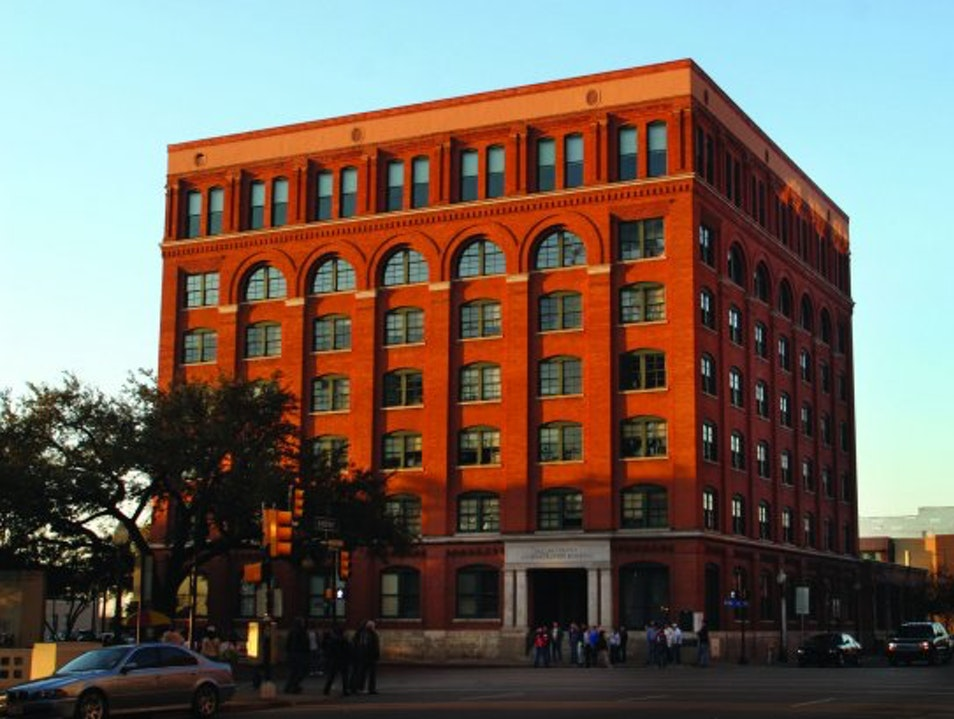 The Sixth Floor Museum At Dealey Plaza Dallas United States