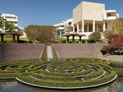 The Getty Center Los Angeles California United States