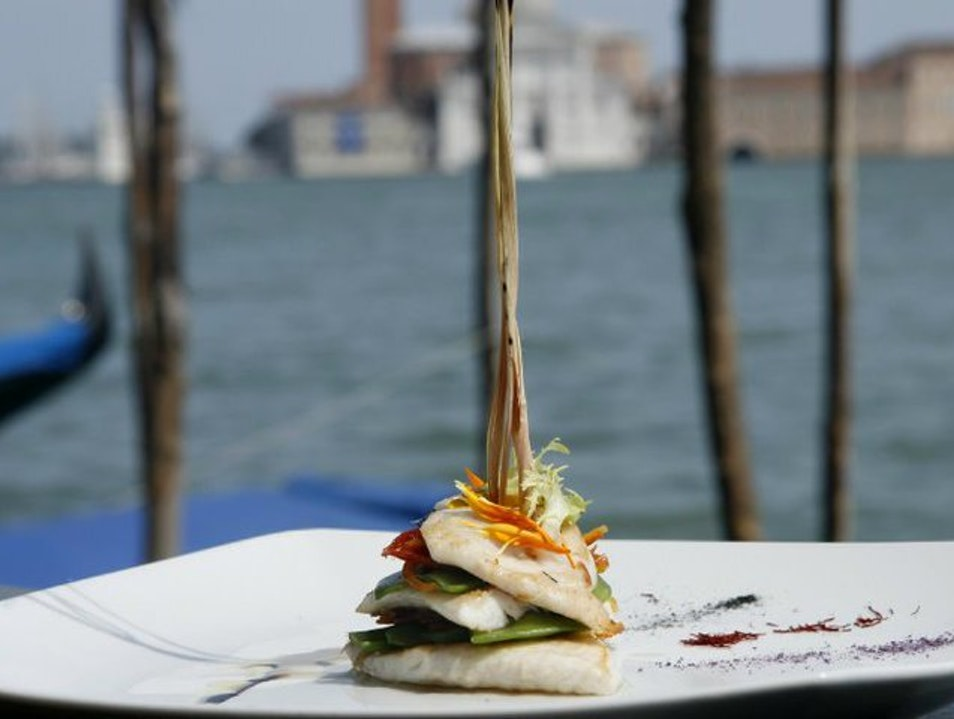 Authentic Venetian Dishes Venice  Italy