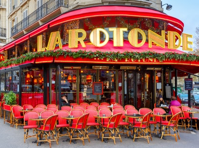 La Rotonde Paris  France