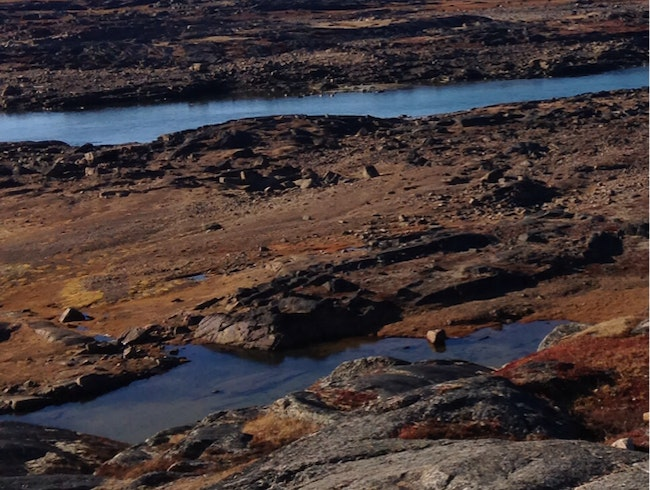 Around Iqaluit