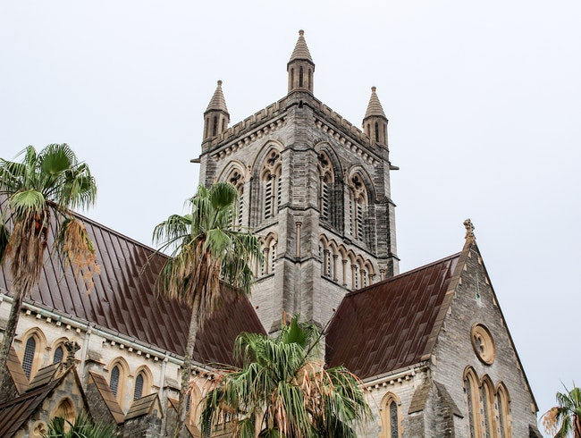Tropical Traditions at the Cathedral of the Most Holy Trinity