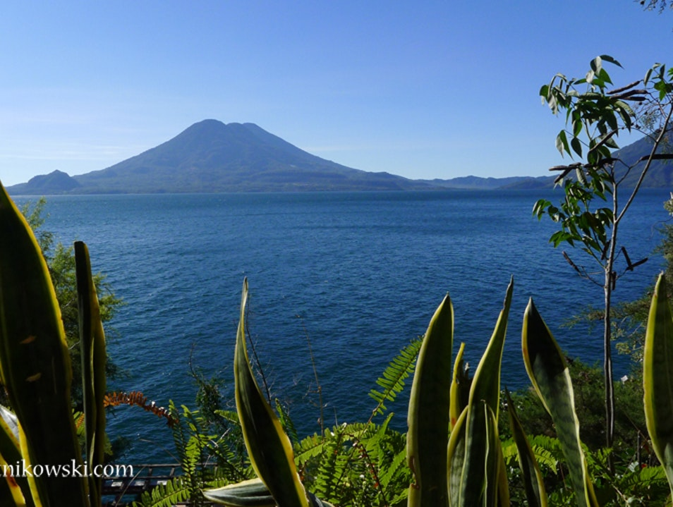 The Most Beautiful Lake in the World Izabal  Guatemala