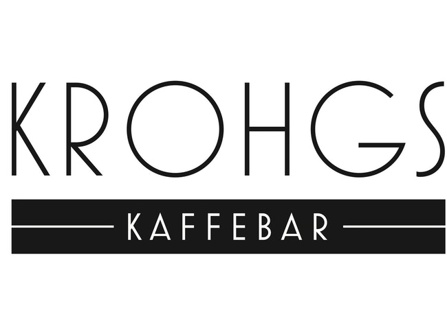 Cool Down with Oslo's Best Iced Latte at Krogh's