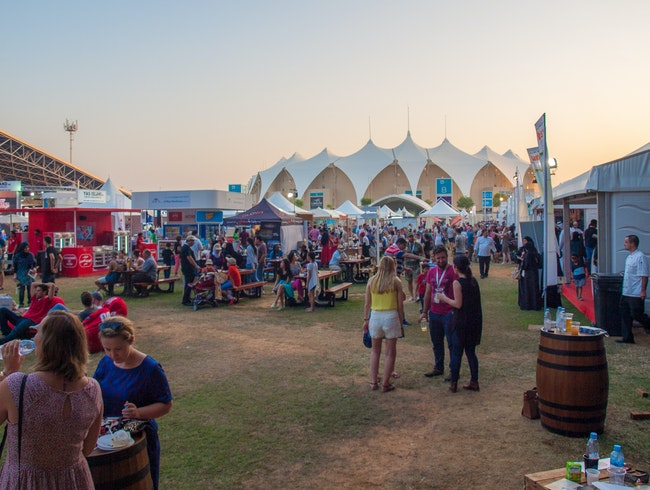 Abu Dhabi's Outdoor Concerts and Events