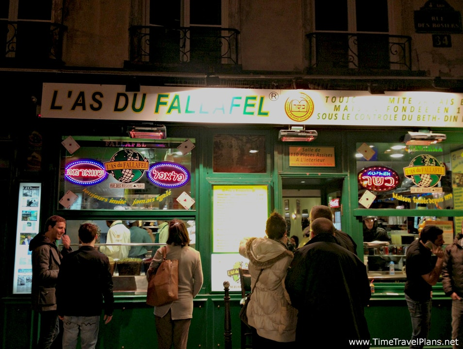 Eating with Parisians Paris  France