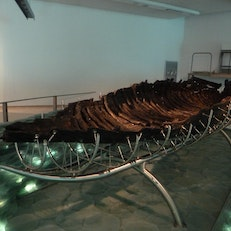 """The Yigal Allon Center - The """"Jesus boat"""" Museum"""