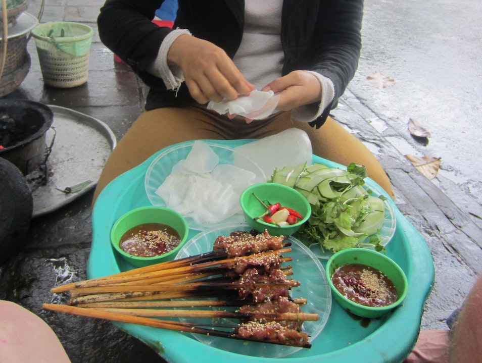 Thit Nuong Vendor
