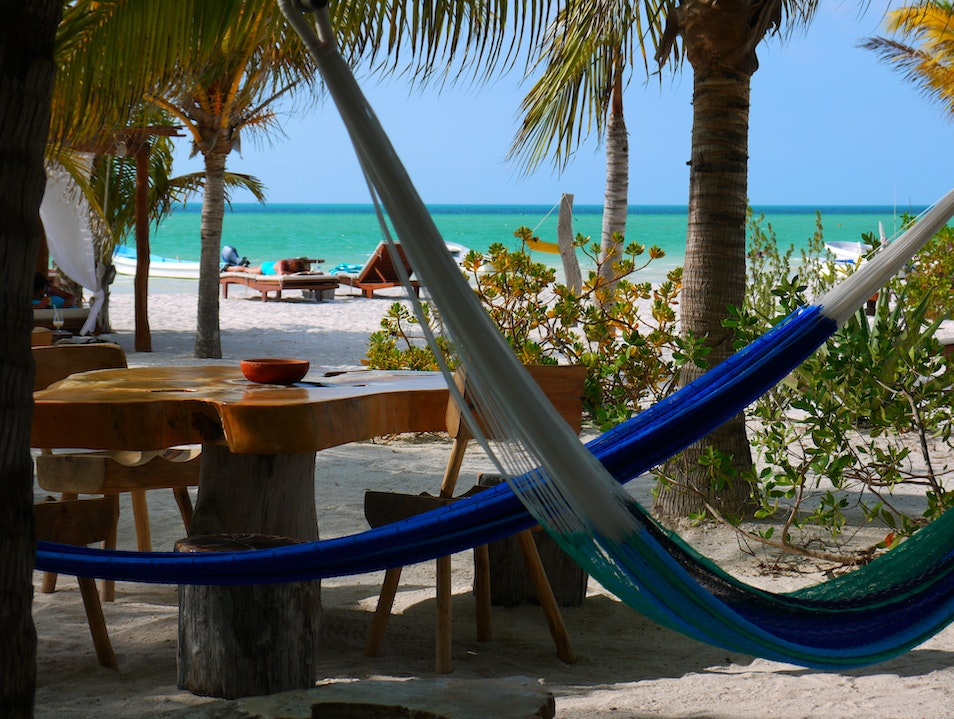 Relax. Eat. Swim. Rinse. Repeat. Holbox  Mexico