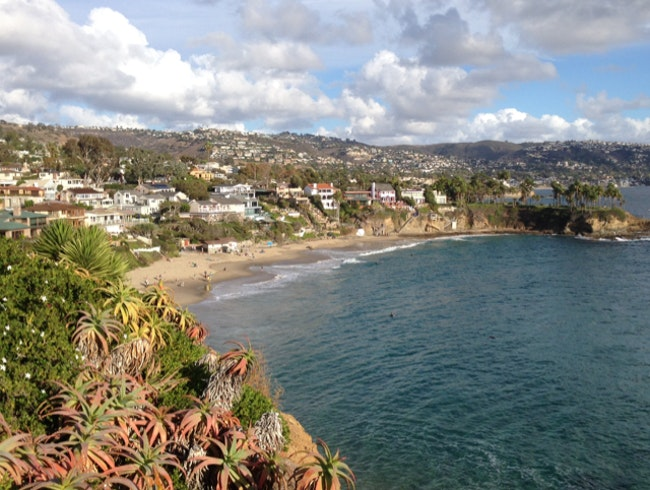 One of the BEST view points in Laguna Beach, CA