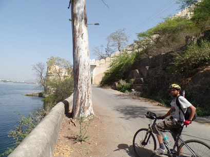 Art of Bicycle Trips - Day Tours Udaipur  India