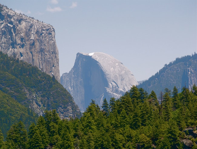 Yosemite: the power of the planet