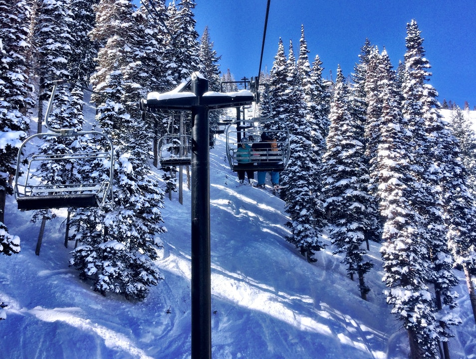 Hitting Utah's Slopes in Park City and Deer Valley Park City Utah United States