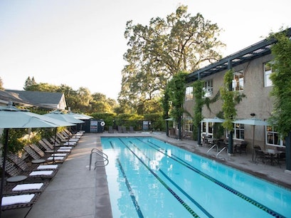 Health Spa Napa Valley Saint Helena California United States